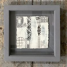 regram @alex_allday_design Framed Embossed and printed tile based on English architectural styles  #ceramics #ceramicdesign #surfacepattern #englisharchitecture #tile #framed #embossed #printed #bespoke #homedecor #interiors #handmade #madeinstoke #british