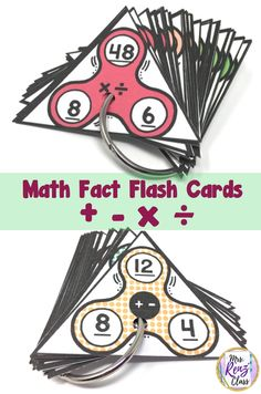 Engage fast finishers, encourage math fact mastery and MANY more tips! Math Tutor, Math Skills, Math Lessons, Math Tips, Maths, Fun Math Games, Math Activities, Fast Finishers, Early Finishers
