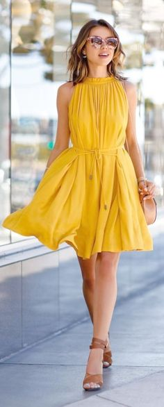 Wedding Outfits for Guest - Women Summer Casual Evening Party Beach Formal Dress Short Mini Dress Sleeveless - Trend Women Fashion Mode Outfits, Fashion Outfits, Fashion 2015, Street Fashion, Spring Fashion, Night Outfits, Dress Fashion, Easy Outfits, Womens Fashion