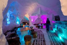 Ice Bar in Germany