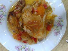 La cocina de Beli: Conejo guisado en la olla rápida