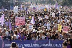 La violencia machista es terrorismo. Lidia Falcón | Público, 2015-11-05 http://blogs.publico.es/lidia-falcon/2015/11/05/la-violencia-machista-es-terrorismo/