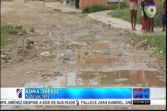 La comunidad de las Brisas se quejan por el mal estados de sus calles y la poca vigilancia de la P.N.