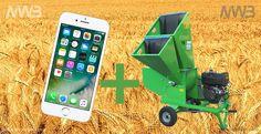 Quali danni può riportare un iPhone 7 se dovesse cadere in un biotrituratore? Vediamo i danni riportati e se possibile ripararlo.