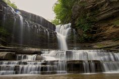 Just look at this beauty. The 211-acre Cummins Falls State Park is one of the most popular in the state, and boasts not only a couple of stunning falls but a safe swimming hole for you and your family to enjoy.