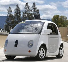 #Google's self-driving car is designed to work without a #Gas_Pedal or #Steering_Wheel. #Drive_Dynamics