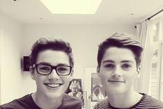 Jack and Finn Harries @Sinan Sahin... HERE YOU GO