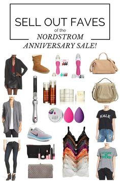 4ead299d7bb SELL OUT Faves of the Nordstrom Anniversary Sale