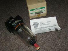 New SPEEDAIRE 1/2 in LUBRICATOR 2Z459A 150 psi max Polycarbonate Bowl #speedaire