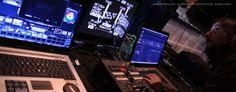 """Control de vídeo e instalación sistema de proyección. Creación de clips y cortinillas del Festival """"Buena Chen"""". El evento se desarrolló en 2009, 2010 y 2011 en la sala multi-usos del Auditorio de Zaragoza"""