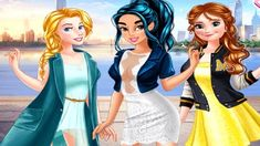 Princess Anti Fashion Sporty and Classy, Princess jasmine is back to break more fashion rules and to ruin the boundaries of normal! Fashion experts claim that you can't wear classy clothes with sporty ones. Classy Clothes, Classy Outfits, Anti Fashion, Fashion Show, Princess Games, Disney Princess, Princess Jasmine, Mix N Match, Bffs