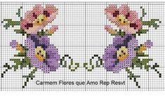 Cross Stitch Fruit, Mini Cross Stitch, Beaded Cross Stitch, Cross Stitch Rose, Cross Stitch Flowers, Cross Stitch Designs, Cross Stitch Patterns, Hand Embroidery, Embroidery Designs