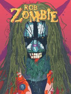 Rob+Zombie+Poster+by+eniac+on+CreativeAllies.com