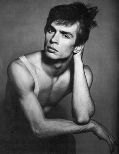 Rudolph Nureyev by Richard Avedon