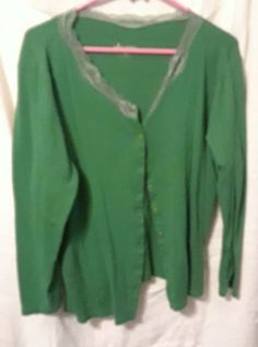 Lands/' End NWT Women/'s Plus Size Supima Cotton Cardigan Sweater MSRP $60