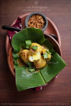 Eggs with Traditional Balinese Spice Paste (Teluh Mepindang/Telur Pindang Bali), a guest post on Season with Spice