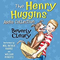"""Another must-listen from my #AudibleApp: """"The Henry Huggins Audio Collection"""" by Beverly Cleary, narrated by Neil Patrick Harris."""