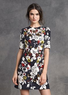 Dolce   Gabbana presents the Women s Clothing Collection for Winter 2016   shirts 0689bdb927c