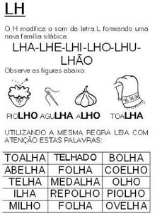 Banco de Atividades: Leitura-dificuldades ortográficas Portuguese Lessons, Learn Portuguese, Portuguese Language, Reading Worksheets, Too Cool For School, Homeschool, Education, Learning, Prado