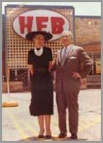Kerrville's HEB - Store opened in 1905 by Mrs Florence Butt. The grandmother of the current CEO - Charles Butt Great grocery stores! Shes Like Texas, Texas Texans, Eyes Of Texas, Only In Texas, Visit Texas, Loving Texas, Texas Pride, Visitors Bureau, Texas History