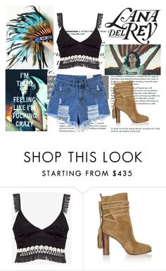 """""""LDR"""" by marilynn96 on Polyvore featuring Jonathan Simkhai and Michael Kors"""