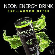 Neon Energy drink parison list ing soon to ViSalus #1: 603b afefb825c ac