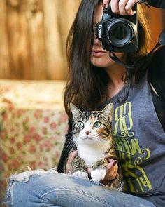 Amorzinho da minha vida ❤❤❤ #serumaninho #parceirinha #mini #grude #amor #cat #gatinha #instacat #gatineo #love