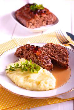 recept na sekanou pečeni Pork Recipes, Mashed Potatoes, Beef, Ethnic Recipes, Whipped Potatoes, Meat, Smash Potatoes, Steak