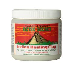 Rank & Style - Aztec Secret Indian Healing Clay Deep Pore Cleansing #rankandstyle