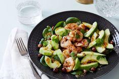 Spicy shrimp salad spicy shrimp salad, seafood salad, spicy prawns, prawn s Spicy Shrimp Salad, Spicy Prawns, Prawn Salad, Shrimp Salad Recipes, Seafood Salad, Tilapia Recipes, Seafood Recipes, Ketogenic Recipes, Diet Recipes