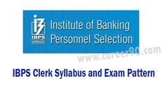 IBPS Clerk Syllabus and Pattern.#ibps #syllabus #pattern