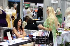 Top Wedding professionals to be found at bridal shows