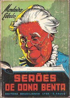 Serões De Dona Benta / Monteiro Lobato 1960 - R$ 100,00 no MercadoLivre