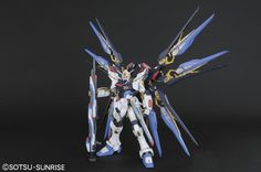 GUNDAM GUY: PG 1/60 Strike Freedom Gundam - Updated Images