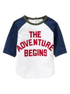Love this for our baby boy! He is definitely going to be an adventure for us!!! :)