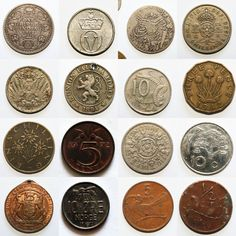 old coins - Pesquisa Google
