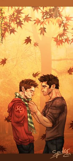 Gettin' Cold - Sterek by spider999now