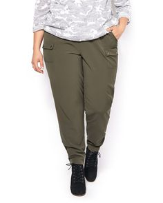 Pull-On Cargo Pant -