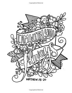 Printable Valentine's Day Card Curse sweary adult coloring