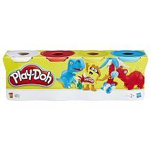 Play-Doh - Pack 4 Potes (varios modelos)