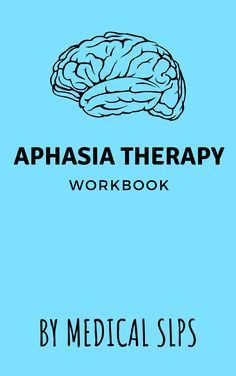 Functional therapy workbooks for adults Speech Therapy Activities, Speech Language Pathology, Speech And Language, Aphasia Therapy, Alphabet Words, Play Therapy Techniques, Reading Comprehension Strategies, Receptive Language, Parent Forms