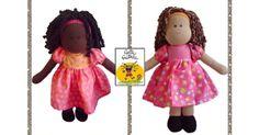 A Preta Pretinha produz entre 250 e 300 bonecos por dia, mas a característica artesanal da produção se mantém, segundo as sócias