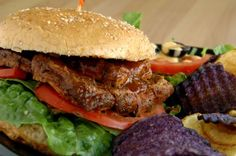 Vegetarian BBQ Tempeh Recipe (15 g protein and only 3 easy ingredients) #Lent