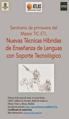 Enseñanzas de Lenguas con soporte tecnológico