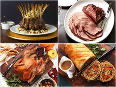 On special occasions, I want my dinners to feel celebratory, and nothing gets that job done better than a big, elegant roast at the center of the table. With these 21 recipes, you'll have a ton of options depending on your meat of choice (lamb, beef, pork, or poultry), how much you want to spend, and how fancy you want to get. We've even got an amazing vegetarian roast, because why should meat-eaters have all the fun?