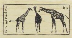 Giraffe Postage  $8.90