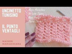 8 Fantastiche Immagini Su Uncinetto Tunisino Nel 2019 Crochet