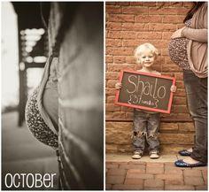 30 fotos diferentes para fazer durante a gravidez | Macetes de Mãe