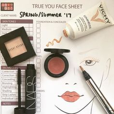 In Spring and Summer less make-up is most definitely more. Foundation can be replaced by a lighter tinted moisturiser and one cream colour can bring both lips and cheeks to life. Here is my quick SS17 make-up for us girls on the go using ONLY 5 products in JUST 5 steps ...1. Apply tinted moisturiser all over face. 2. Use a concealer pen under eyes and on blemishes. 3. Apply a light shimmer eyeshadow to eyelids and mascara to lashes. 4. Blend cream colour with your fingers into lips and…
