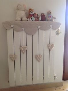 "Lovely little things: ""Battery Case"" - dekoration Baby Bedroom, Girls Bedroom, Diy Projects To Try, Sewing Projects, Baby Decor, Diy Home Decor, Diy And Crafts, Kids Room, Sweet Home"